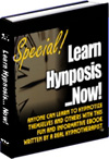 eBook - Anyone can learn to hypnotize themselves or anyone else!
